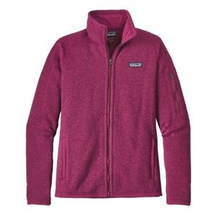 PATAGONIA | Better Sweater Fleece Jacket Magenta